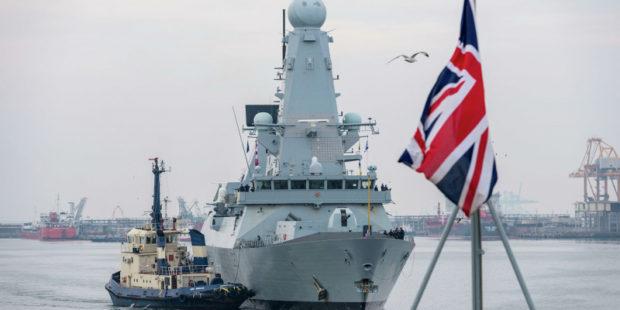 Британия направит два корабля к острову Джерси из-за напряженности с Францией