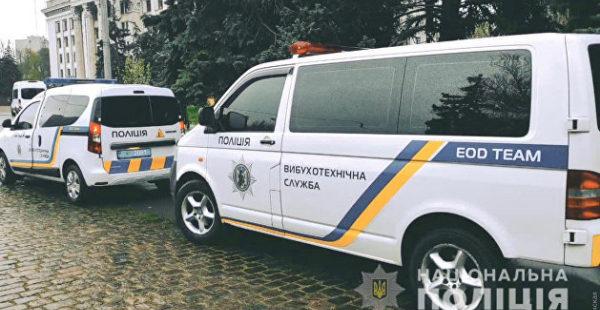 Куликово поле и Соборную площадь в Одессе взяли под охрану