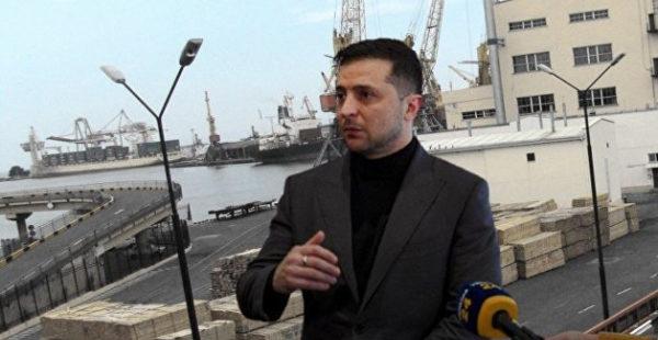 Зеленский поручил вывезти граждан Украины из сектора Газа