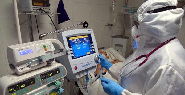 На Украине растет суточное число зараженных COVID-19
