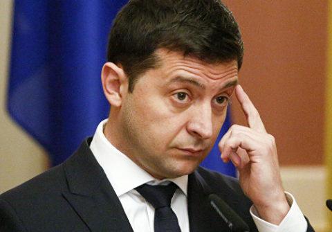 Зеленский заявил о войне в Европе из-за Крыма
