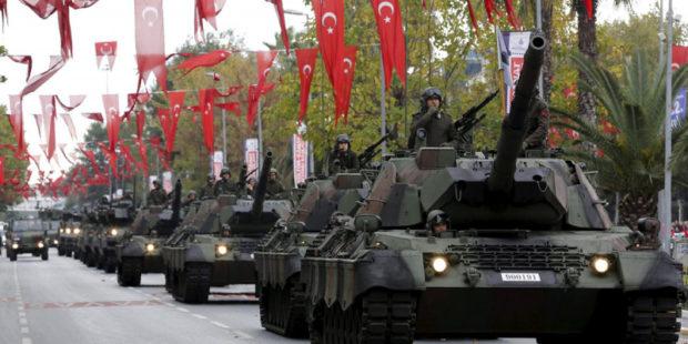 Турция нацелилась на ввод войск в Иерусалим