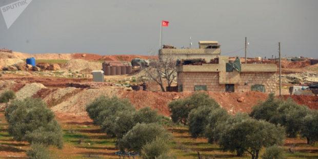 Беспилотники атаковали две военные базы на юго-западе Турции