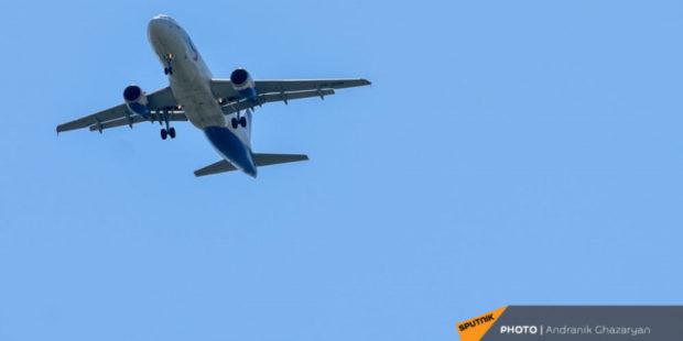 C 10 июня Россия увеличит число авиарейсов с 10 странами, в том числе Арменией