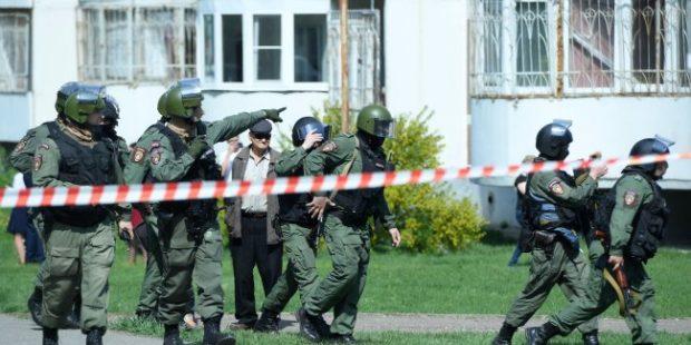 Глава Татарстана рассказал, что известно о нападавшем на школу Казани