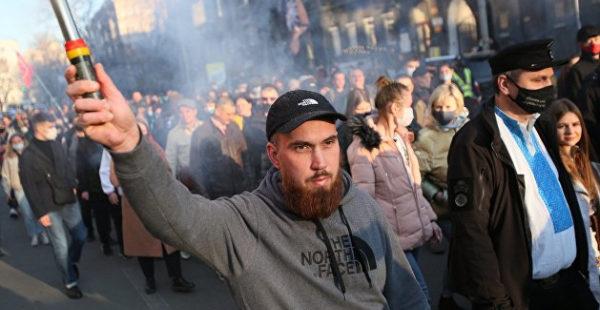 Ходаковский сказал, готово ли украинское общество к тому, чтобы попытаться взять Донбасс силой