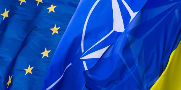 СМИ: в случае автономии Донбасса ЕС прогнозирует преграждение вхождения Украины в НАТО
