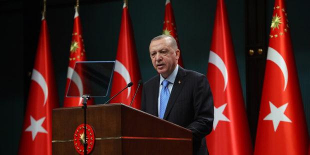 """Эрдоган потребовал преподать Израилю """"жесткий урок"""""""