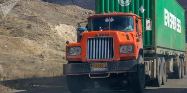Что даст региону, если Армения снизит тарифы за транзит для иранских фур