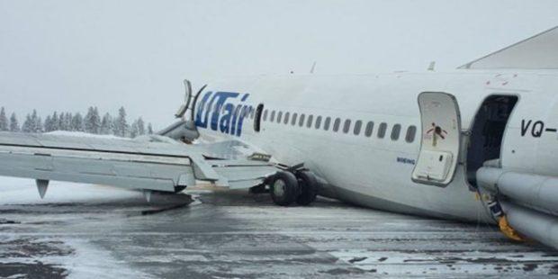 В Коми суд рассмотрит дело о жесткой посадке пассажирского самолета