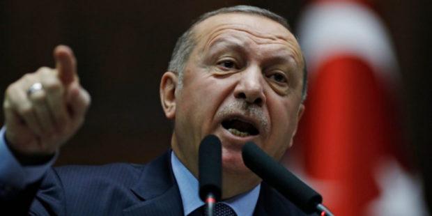 Эрдоган заверил, что Турция не станет мириться с агрессией Израиля
