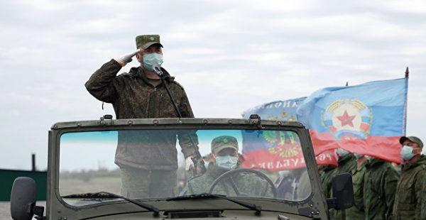 В ЛНР отменили ряд праздничных мероприятий
