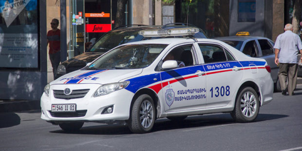 ДТП со смертельным исходом произошло в Ереване
