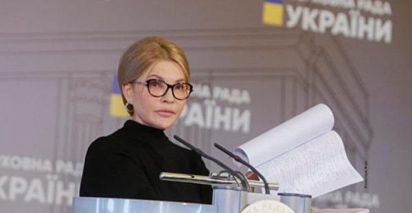 «Точно не политический труп». Копатько о том, есть ли еще надежда у Юлии Тимошенко