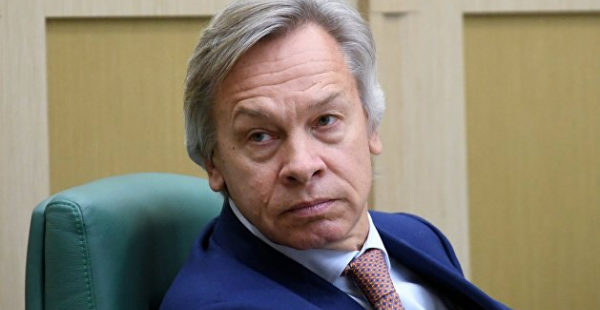 Пушков пояснил, чем вызван арест Медведчука