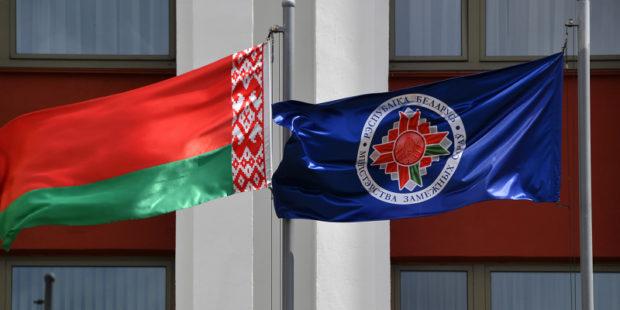 Белоруссия вышлет всех сотрудников латвийского посольства