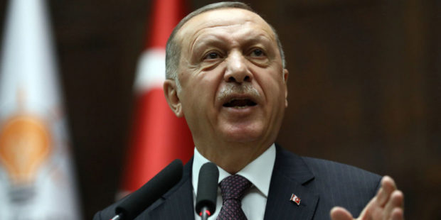 Эрдоган обрушился с проклятиями на правительство Австрии
