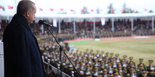 Эрдоган собирается посетить Кипр и выступить с посланием к миру