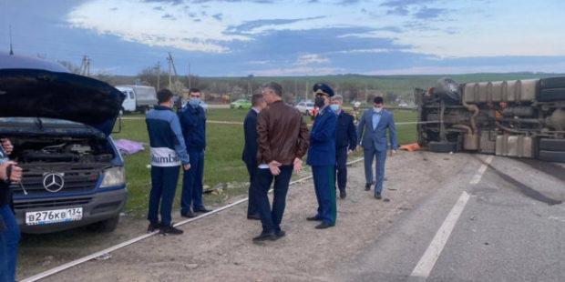 Пострадавших в ДТП на Ставрополье детей могут перевезти в Москву