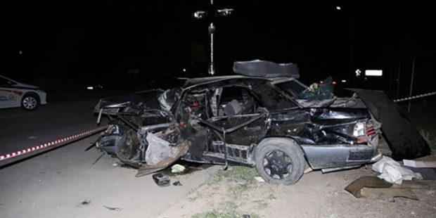 На трассе Ереван-Севан произошло ДТП – один человек погиб