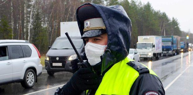 На въездах в Ивановскую область с 30 апреля проверили 163 автобуса