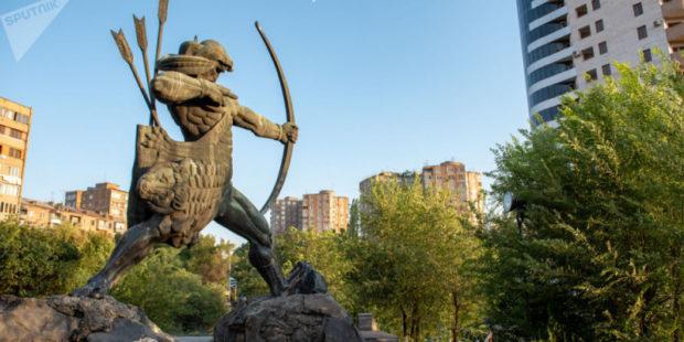 Наши предки были великанами - Айк Наапет: легенды, подтвержденные археологией