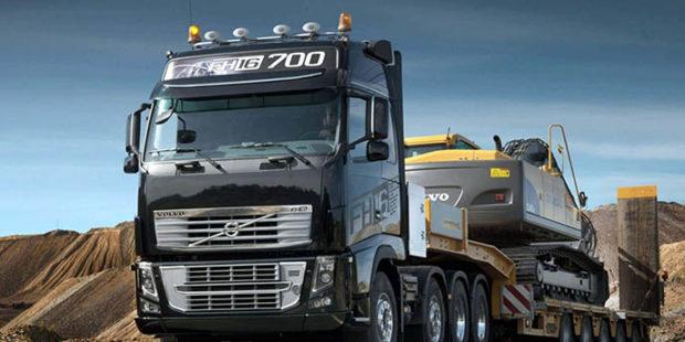 Особенности перевозки негабаритных грузов по России и странам СНГ