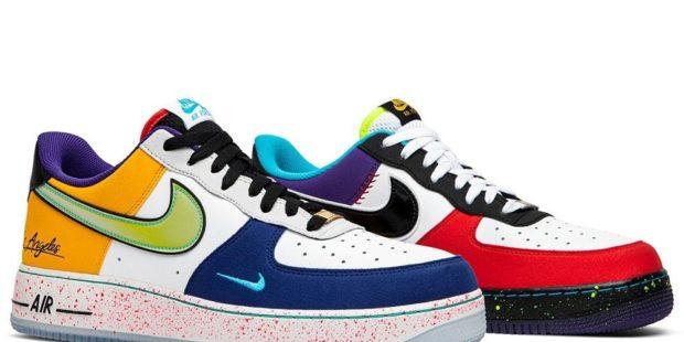 Причины приобрести женские кроссовки Nike Air Force 1