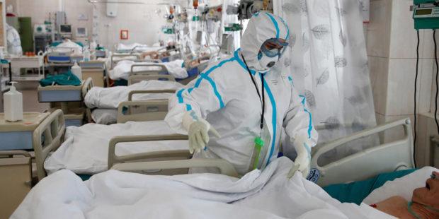 Озвучили число госпитализированных в ковид-больницы жителей Ивановской области
