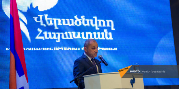 Партия экс-губернатора Сюника будет участвовать в грядущих парламентских выборах