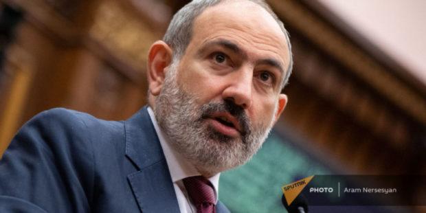 Пашинян назвал ситуацию в Сюнике посягательством на территорию Армении