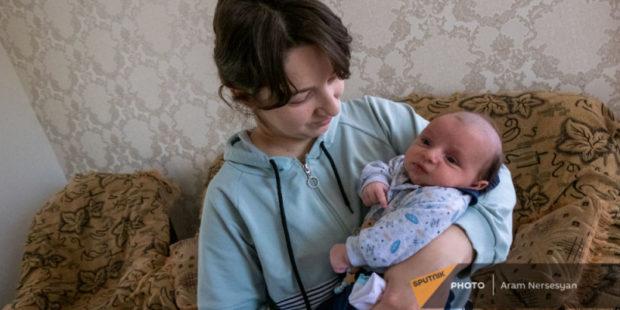 Родился через несколько месяцев после гибели отца в Карабахе: история жизни после смерти