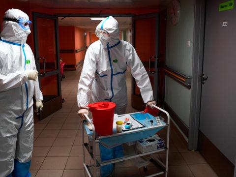 Статистика смертности от COVID-19 в Ивановской области снова пошла вверх