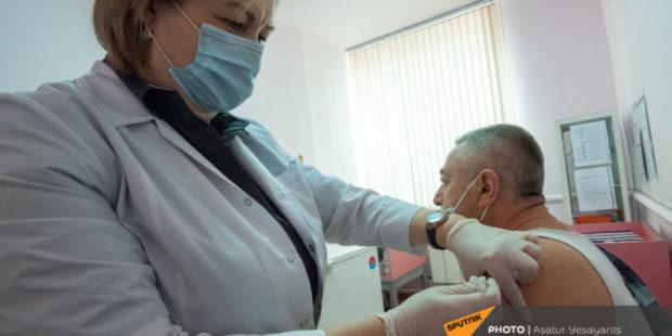 Точные данные по коронавирусу в Армении на 31 мая
