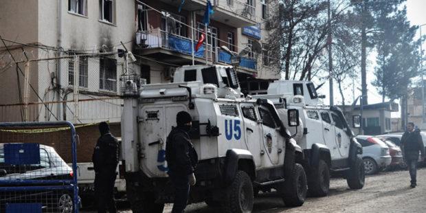 Турецкая полиция задержала 8 граждан по подозрению в связях с организацией Гюлена