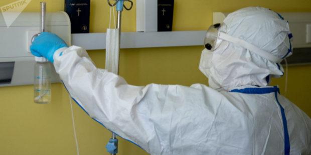 В Гюмри врачам удалось спасти 93-летнюю женщину, заразившуюся COVID-19