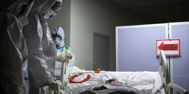 В Иванове от COVID-19 скончался 70-летний пациент