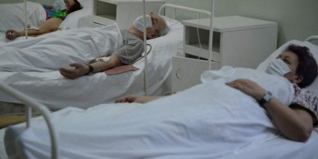 В Ивановской области COVID-19 закрепился в диапазоне 58-59 диагнозов в сутки