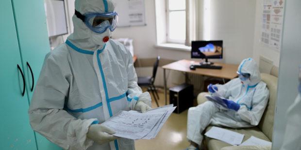 В Ивановской области на 3,3% снизилось число госпитализированных в ковид-госпитали пациентов старше 65 лет
