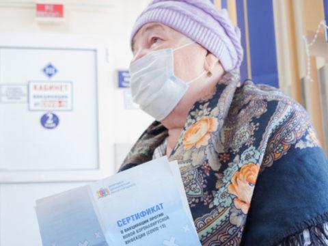 В Ивановской области в ковид-стационарах на 5,3% выросло число поступающих лиц старше 65 лет