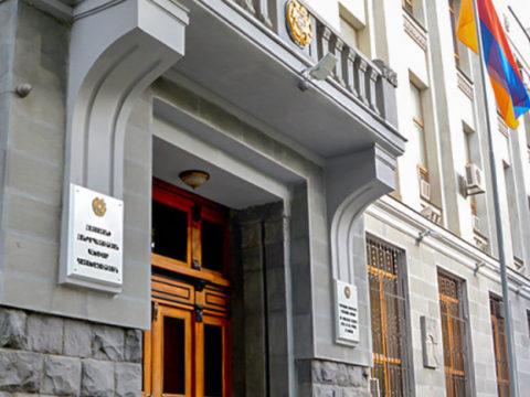 В преддверии выборов в Генпрокуратуре Армении создана рабочая группа