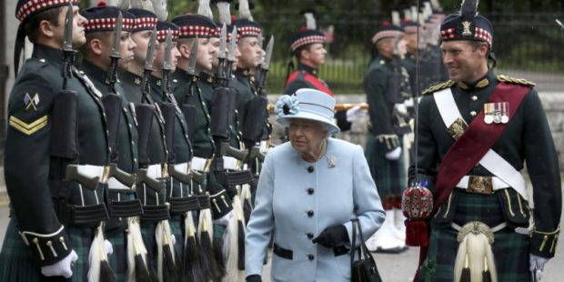 В Великобритании не будет празднеств по случаю Дня Победы