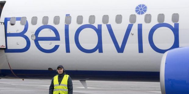 Великобритания обязала свои авиакомпании не входить в воздушное пространство Беларуси