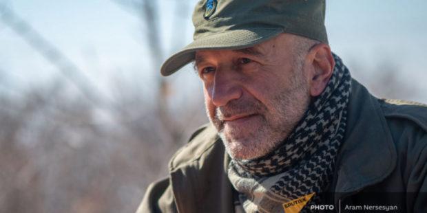 За плен и гибель армянских бойцов надо судить их командиров - разведчик Вартанов