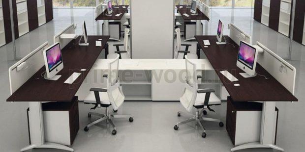 Офисная мебель для персонала: советы по выбору