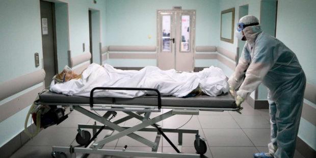 21 житель Ивановской области погиб от COVID-19 за неделю