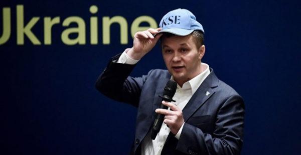 Экс-министр развития экономики Украины стал главой набсовета «Укроборонпрома»