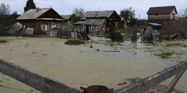В Иркутской области уровень воды в реках приближается к критическому