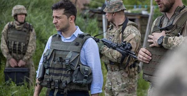Зеленский рассказал, как «Северный поток 2» оставит Украину без армии