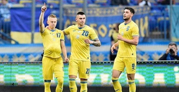 Украина уступила Австрии, но сохраняет шансы на выход в плей-офф ЧЕ